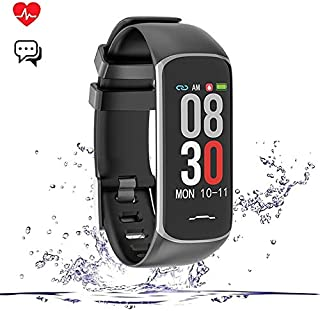 Fitness Tracker Smart Watch, Activity Tracker with Heart...