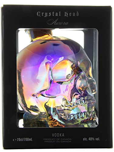 CRYSTAL HEAD AURORA Vodka (1x700ml)
