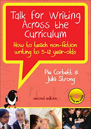 Talk for Writing Across the Curriculum With DVDs: How to Teach Non- Fiction...
