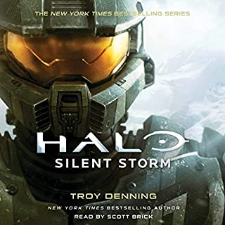 Halo: Silent Storm cover art