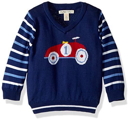 Hatley - Sweat-shirt à capuche - Bébé (garçon) 0 à 24 mois Bleu bleu - Bleu - 12 mois