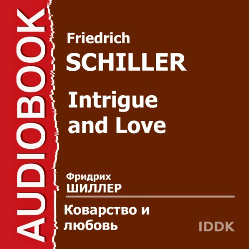 Intrigue and Love [Russian Edition] audiobook cover art