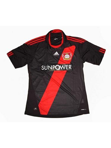 adidas Uni Fußballtrikot Bayer Leverkusen 2011/2012, rot, XXL, 380100000124