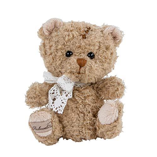 Bukowski Teddy Cupcake Er braun 10cm