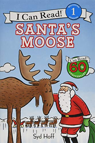 Santa's Moose (I Can Read Level 1)