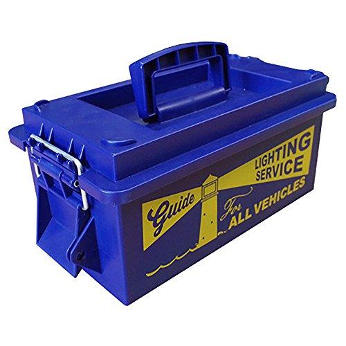 アメリカン アモボックス 【イエロー(F.E.P.C)】 アーモボックス AMMO BOX 収納ボックス ツールケース 工具箱 ツールボックス アメリカン雑貨 アメリカ 雑貨 世田谷ベース レディキロワット グッズ