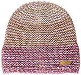 Barts Damen Sacha Beanie Baskenmütze, Pink (Maroon 0025), One Size (Herstellergröße: Uni)