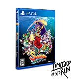 Shantae and the Seven Sirens - Standard Limited Edition - Limited Run #343 - PS4