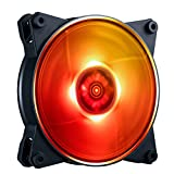 Cooler Master MasterFan Pro 120 Air Flow RGB- 120mm High Air Flow RGB Case Fan, Computer Cases CPU Coolers and Radiators