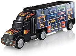 Best Toys for 12 Year Old Boys-Play22 Toy Truck Car Carrier