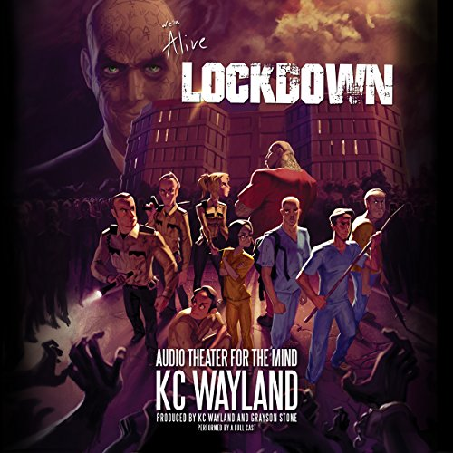 We're Alive: Lockdown audiobook cover art