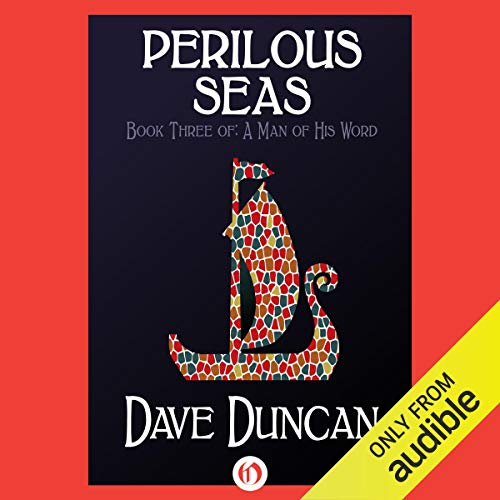 Perilous Seas Audiobook By Dave Duncan cover art