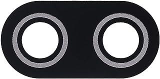 Ricambio vetro vetrino glass ricambio lente obbiettivo BACK fotocamera + BIADESIVO ADESIVO PER ASUS ZENFONE MAX PLUS M1 ZB...