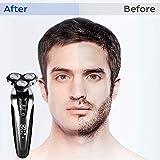 Zoom IMG-2 afeitadora el ctrica rotativa para
