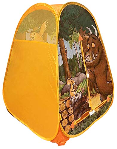 Officially Licensed Gruffalo Pop Up Play Tent