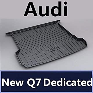 Car Boot Pad Carpet Cargo Mat Trunk Liner Tray Floor Mat Tray Floor Carpet For Audi A1 A3 A4 A5 A6 A7 A8 Q3 Q5 Q7 2015 201...