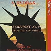 Symphony 9 Opus 95 by AMSTERDAM PHILHARMONIC ORCHESTRA (1996-08-01)