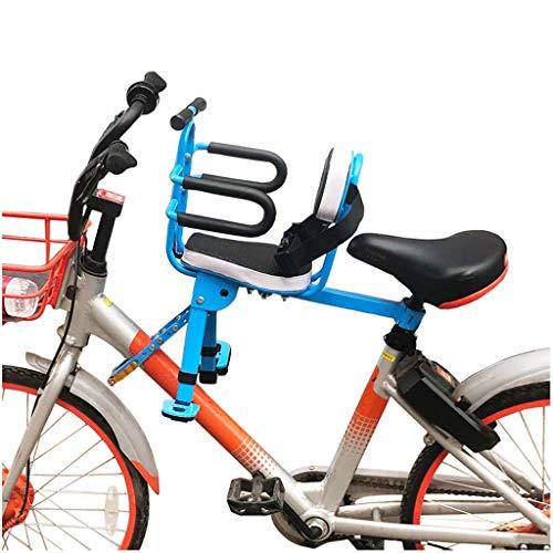 WAJJ Elektrische auto voor kind veiligheid stoel vouwfiets mountainbike fiets kinderzitje met snelle release half volledige omtrek
