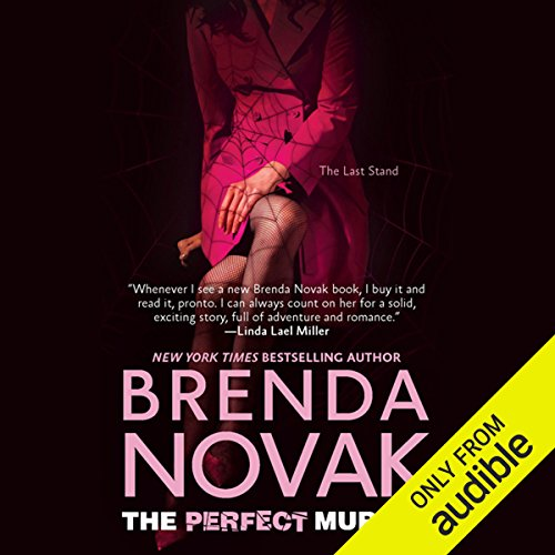 The Perfect Murder audiobook cover art