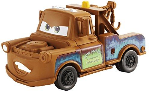 Disney - Cars- Cricchetto Veicolo Playset Trasformabile, FCW05