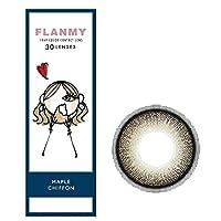 FLANMY フランミーワンデー 30枚入 【メープルシフォン】 -2.75