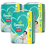 【ケース販売】 パンパース パンツ M(6~11kg) さらさらパンツ 222枚 (74枚×3)
