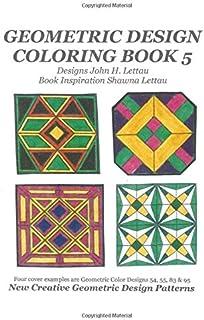 Geometric Design Coloring Book 5