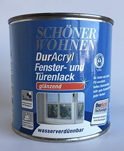 Schöner Wohnen Farbe DurAcryl Fenster- und Türenlack, glänzend