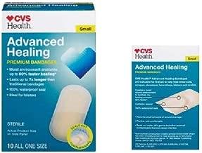 CVS Health Advanced Healing Hydrocolloid Bandages (Small Areas)