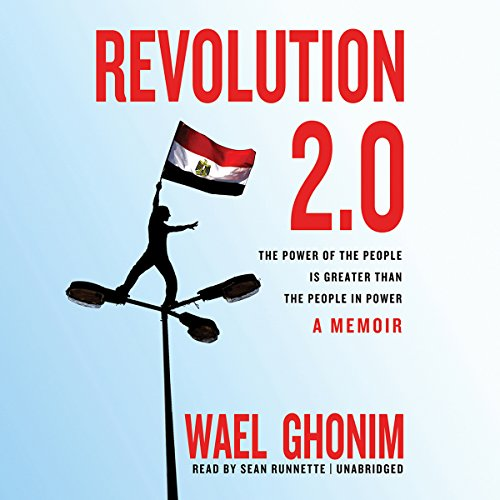 Revolution 2.0 audiobook cover art