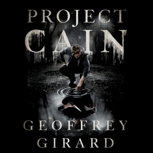Project Cain audiobook cover art