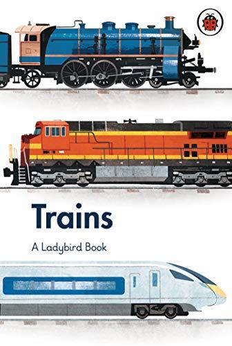 A Ladybird Book: Trains (English Edition)
