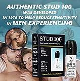 Best Male Desensitizers - Stud 100 Male Genital Desensitizer Spray, 7/16- Fl Review