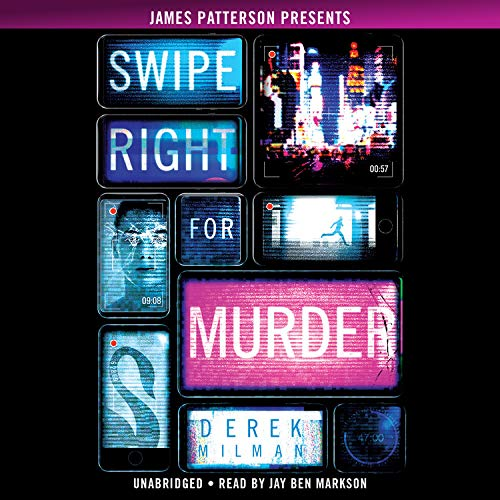 Swipe Right for Murder  By  cover art