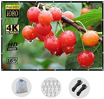 Auryee HD Foldable 120