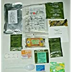 Lithuanian Army Food, MRE Menu variations 1-10 (Menu 10. Beef stew with vegetables) 3