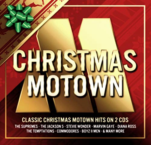 MOTOWN CHRISTMAS - 45 Greatest Hits (2-CD Set)