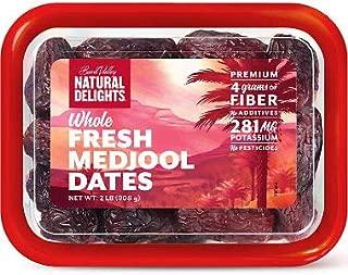 Best Natural California Medjool Dates OU Kosher 2 Lbs - 32 oz