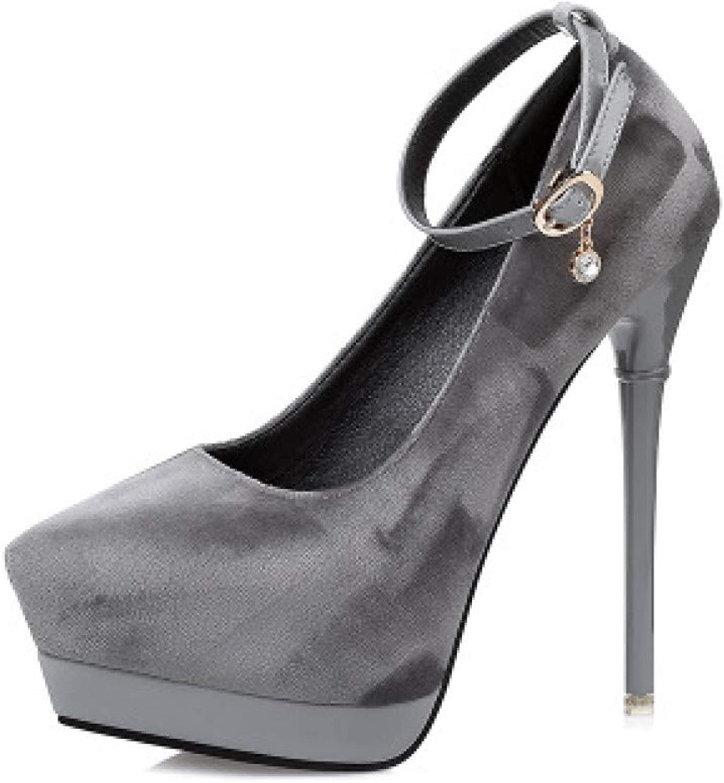 XSY Elegante High Heels Mit Plattform Damenschuhe Nachtclubs Party Schuhe Weibliche Pumps