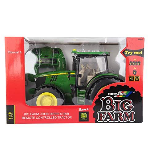 RC Auto kaufen Traktor Bild 6: TOMY Britains Trecker