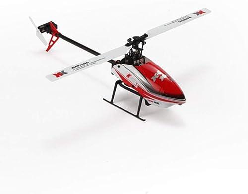 para proporcionarle una compra en línea agradable WQGNMJZ K120 Control Control Control Remoto Avión V977 Actualización Versión De 6-Pass Monopala Helicóptero RC Eléctrico Juguete Interior Recargable Control Remoto  caliente