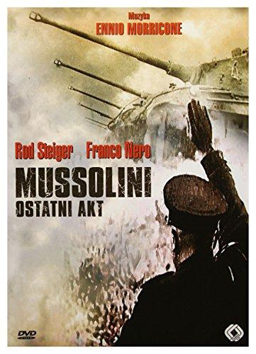 Mussolini: Ultimo atto [DVD] [Region Free] (IMPORT) (Keine deutsche Version)