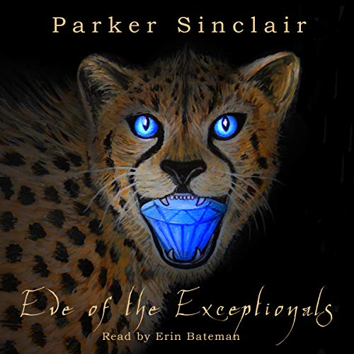 Eve of the Exceptionals audiobook cover art