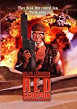 RED SCORPION – Dolph Lundgren – US Imported Movie Wall
