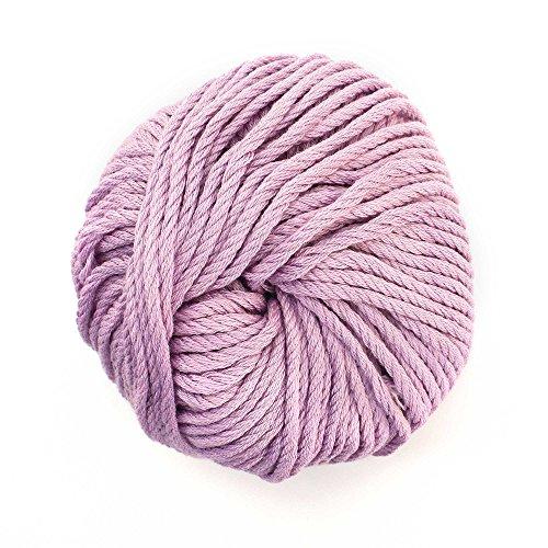 JubileeYarn Bamboo Cotton Chunky Yarn - Lilacs - 2 Skeins