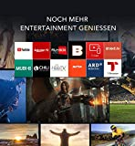 TCL 32DS520F LED Fernseher 80 cm (32 Zoll) Smart TV (Full HD, Micro Dimming, Triple Tuner, T-Cast, Dolby Audio, HbbTV, HDMI, USB) schwarz - 2