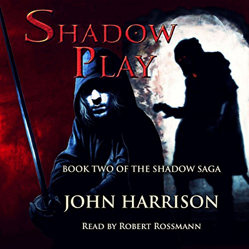 Shadow Play audiobook cover art