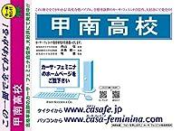 甲南高校(兵庫県)【兵庫県】 H31年度用過去問題集7(H30【3科目】+模試)