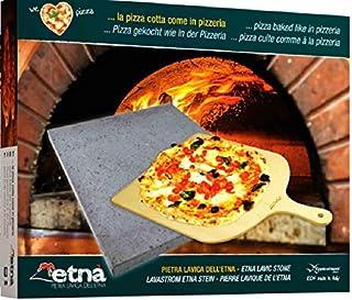MAAJ® LAVASTEIN PIZZASTEIN PIZZABRETT PIZZA WIE IN ITALIEN