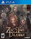 Zero Time Dilemma - PlayStation 4 [Edizione: Regno Unito]